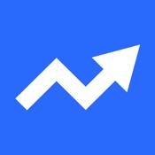 Stocks Live: Stock Market Sync, Trade, Game Winner icon