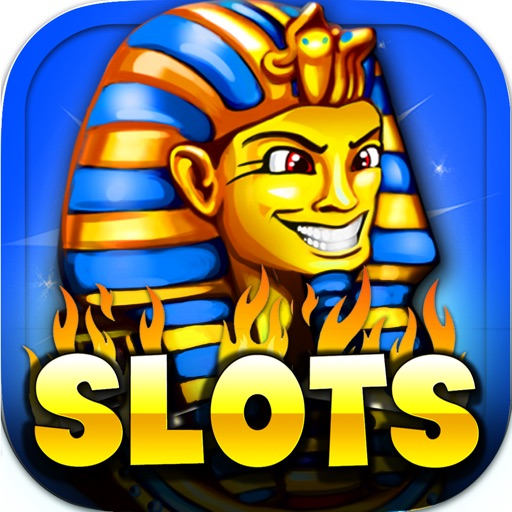 Way of Pharaoh's Fire Slots 2 - old vegas tower with casino's top wins iOS App