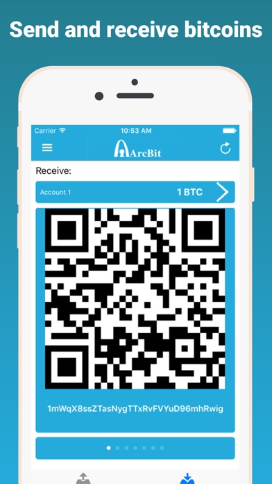 download ArcBit - Bitcoin Wallet apps 1