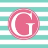 Girly Monogram Wallpapers - Cute Colorful Themes