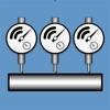 MultiGage Reader - Multiple Bluetooth Gage Reader