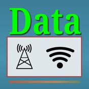 DataCare - WiFi/3G/4G data usage monitor icon