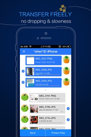 SHAREit - Connect & Transfer screenshot 4