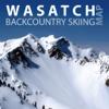 Iterum, LLC - Wasatch Backcountry Skiing Map  artwork
