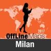 Milan 離線地圖和旅行指南