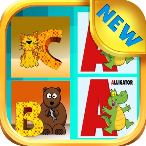 ABC Memory Match For Kids - ABC Memory Games iOS App