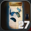Room escape : blue butterfly 27