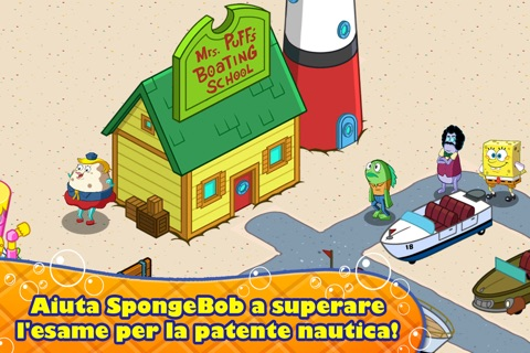 SpongeBob Moves In screenshot 3