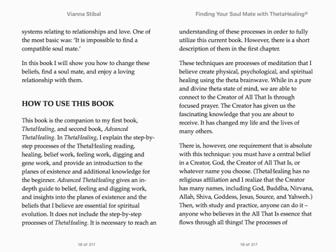 Pdf book theta healing