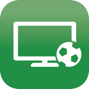 Live Football On TV with Sky+ Remote Record icon