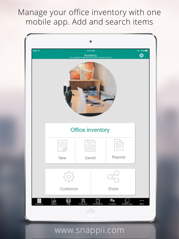 Office Inventory App on the App Store