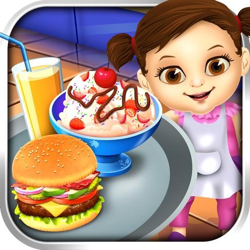 Food Making Kids Games & Maker Cooking iOS App