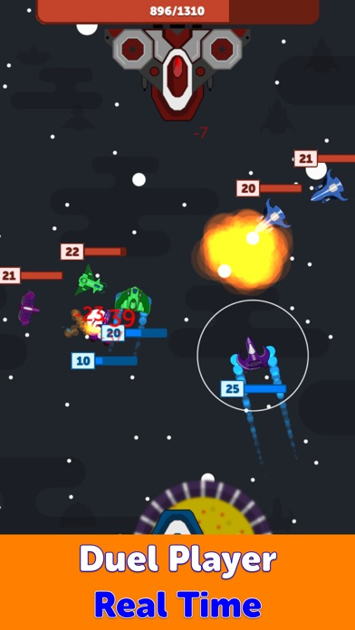 Space War Screenshot