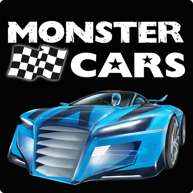 Monster Cars Racing By Depesche On The App Store