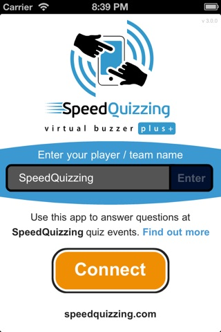 SpeedQuizzing - Virtual Buzzer screenshot 1
