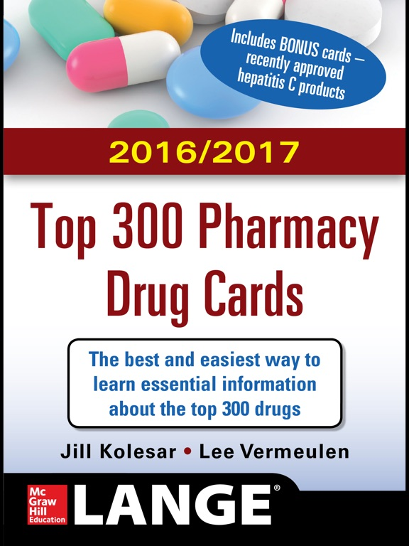 top 200 drugs flashcards pdf