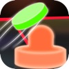 Game On Glow Pucks! - A Fast Touch Bouncing Hockey Showdown FREE