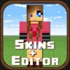 Yogesh Tanwar - Girls Skin Pack +Editor for Minecraft Pocket Edition+PC artwork