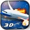 Flugzeug Flugsimulator: Flugzeug Fliegen Spiel