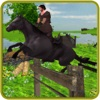 Horse Jumping Adventure Travel : Real Archer Horse Ridging & Racing Champion