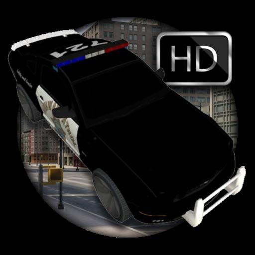 Police Car Driving Simulator 3D iOS App