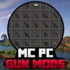 GUNS EDITION MODS GUIDE FOR MINECRAFT PC GAME FREE