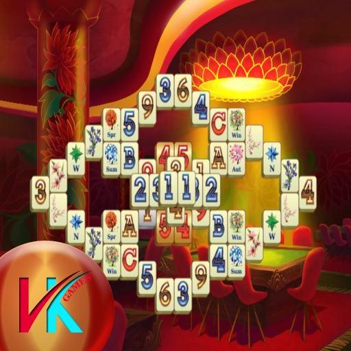 Match The Cards Mahjong Contest Puzzle Icon