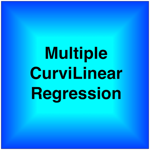 Multiple Curvilinear Regression