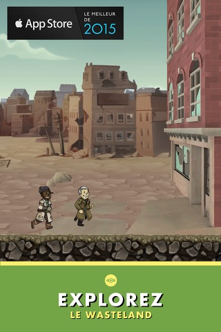 Fallout Shelter screenshot 1
