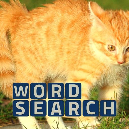 Wordsearch Revealer Kittens iOS App