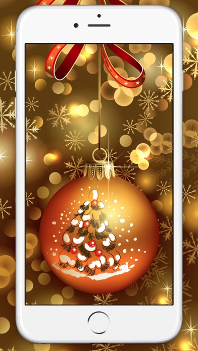 download Christmas Wallpaper backgrounds for app lock Theme apps 3