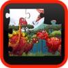 Magic Puzzle: Jigsaw dinosaur for jurassic park