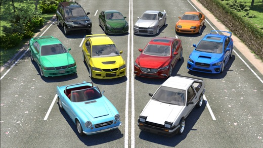 Japanese Road Racer Screenshot