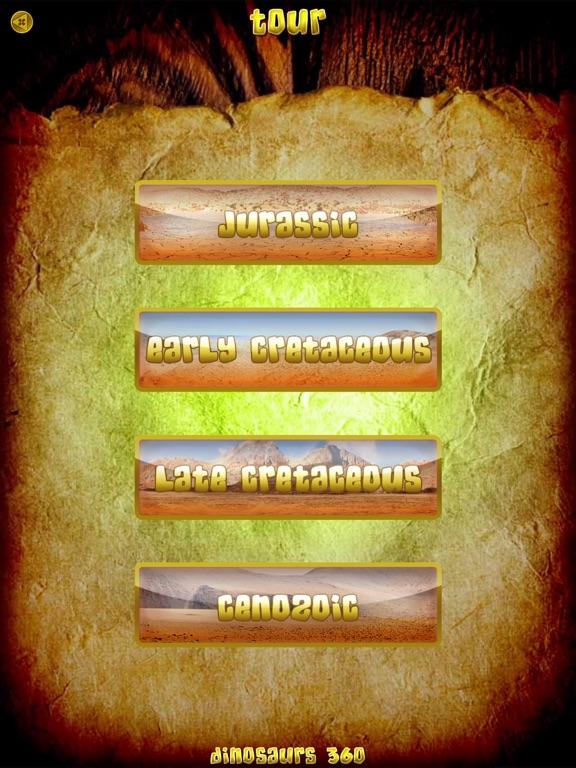 Screenshot #5 for Dinosaurs 360 Gold