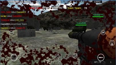 كاونتر عربية أونلاين - حرب الجنودلقطة شاشة2