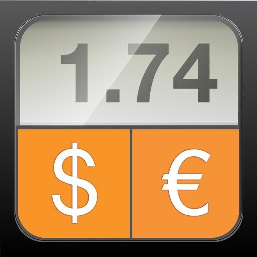 Currency Converter HD: converter + calculator
