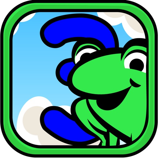 Frog Game 3 - sounds for reading