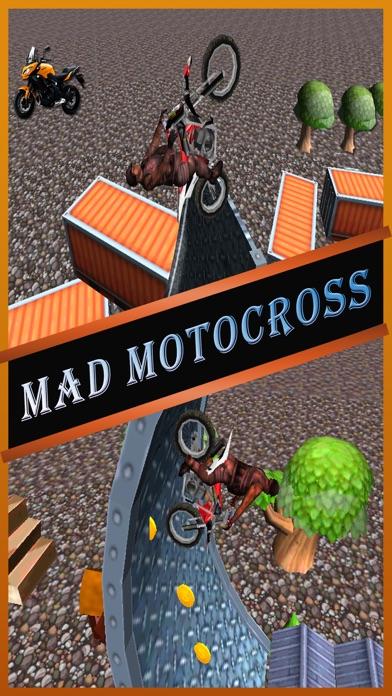 Мотокросс испытания: Stunt Bike RacerСкриншоты 4