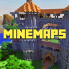Maps for Minecraft PE MineMaps - Download Database Maps for Minecraft Pocket Edition