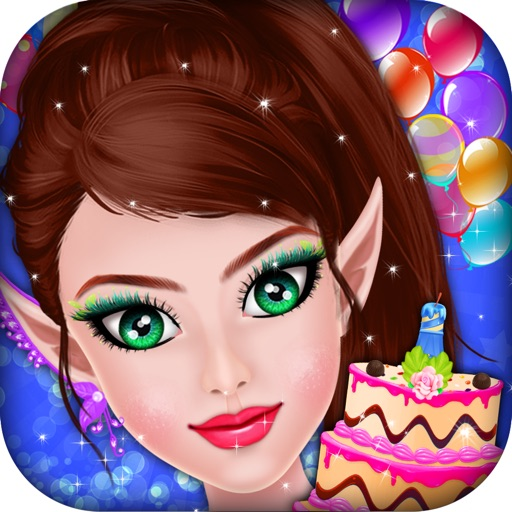 Fairytale Birthday Blunder - Kids game for girls iOS App