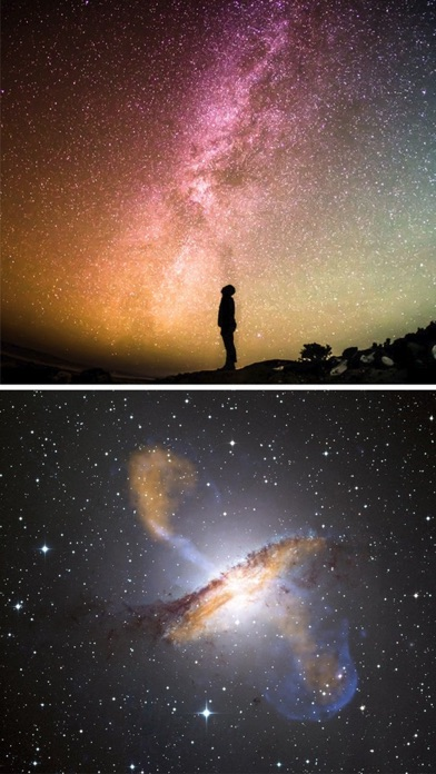 download Galaxy Wallpapers HD - Amazing Space Pictures Free apps 4