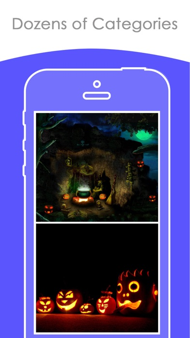 download Free Halloween Wallpapers | Backgrounds apps 3