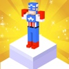 Pixel-Hero Super Jump crossy pixel game for free