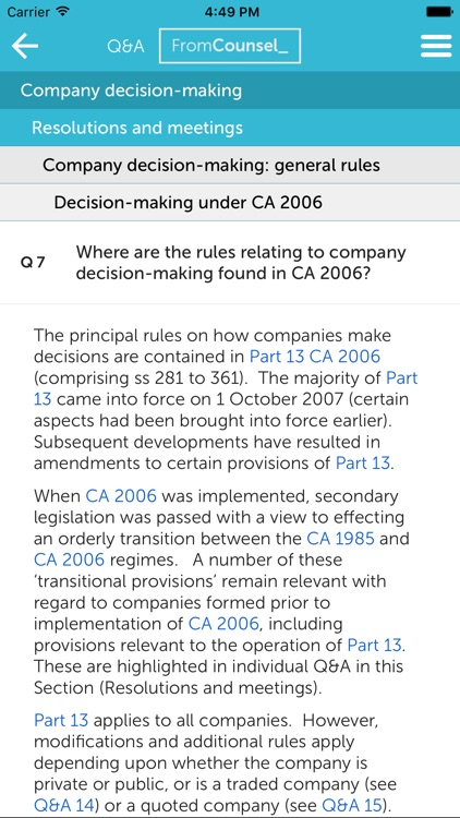 FromCounsel by FromCounsel Limited
