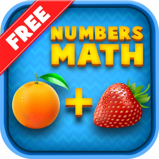 Numbers and Math for Kids iOS App
