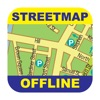 Newcastle Upon Tyne Offline Street Map