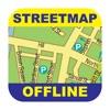 Newcastle Upon Tyne Offline Street Map