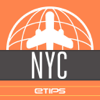 New York Travel Guide and Offline City Map