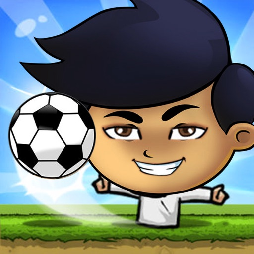 Street Soccer Star Perfect Head Kick Sports PRO Icon
