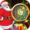 聖誕隱藏的對象 - 尋找東西